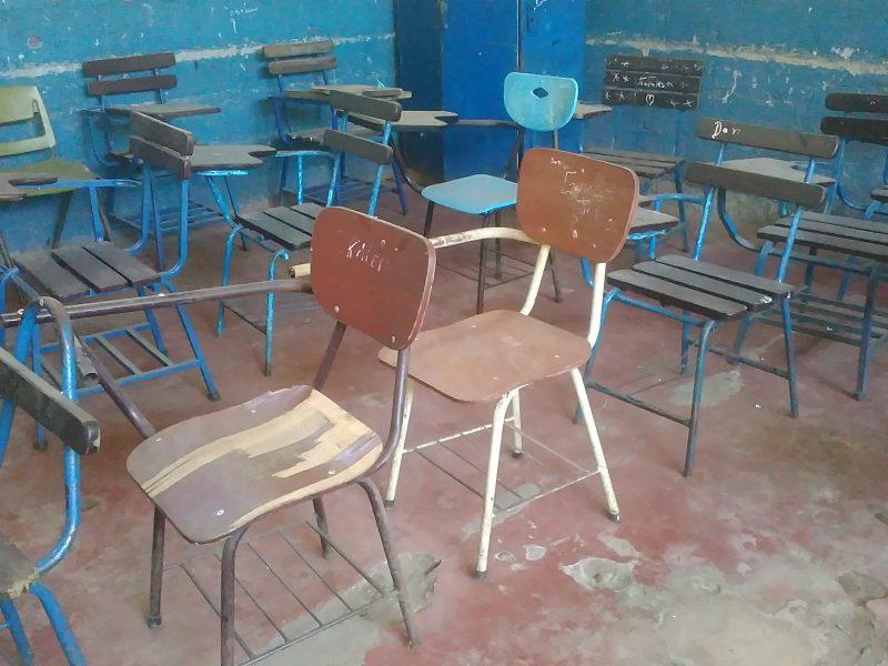 #375 Nicaragua: School Repair Materials and Roofing