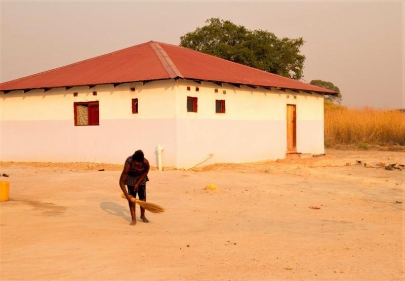 #380 Zambia: Paint Supplies