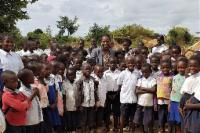#381 Democratic Republic of the Congo, DRC: Multi-Purpose Room Construction