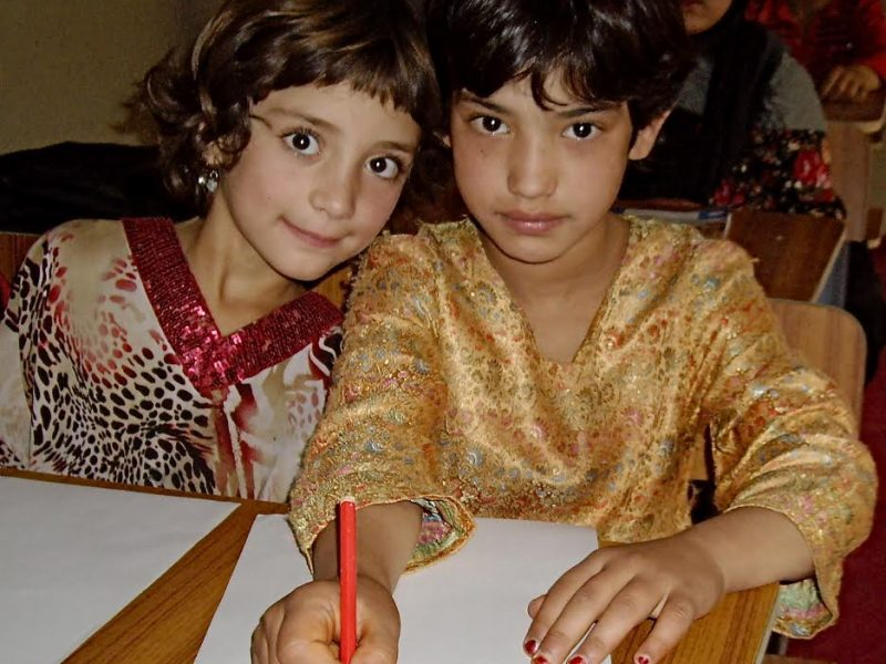 #383 Afghanistan: Pencils and Pens