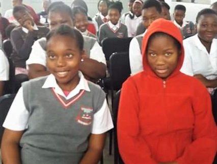 #397 South Africa: Hygiene Products, Undergarments & Solar Lanterns