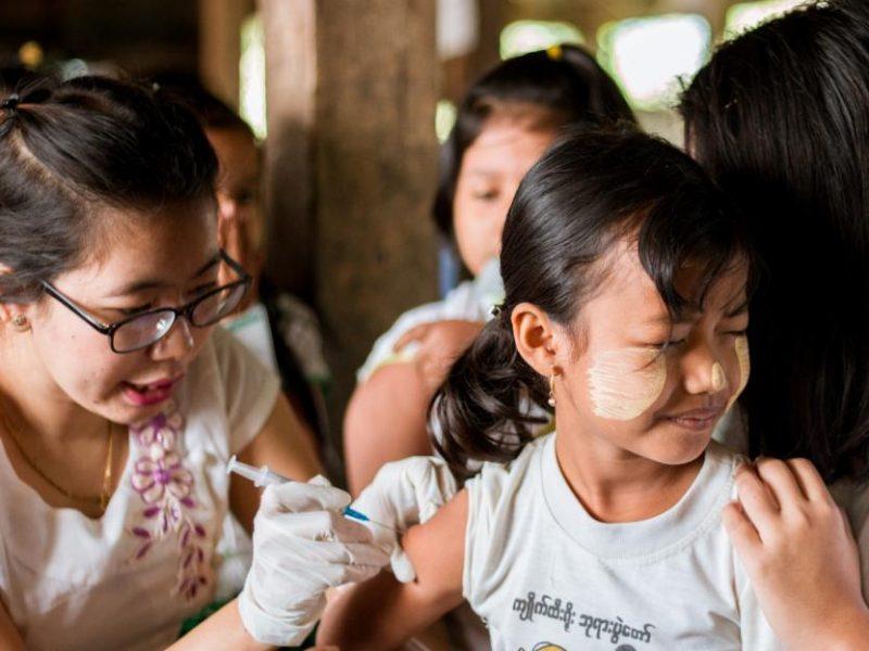 #394: Myanmar, Immunizations