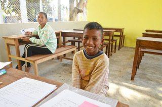 cambodia student