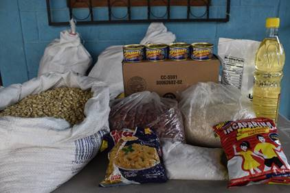 #407: Guatemala: Food Relief Packages