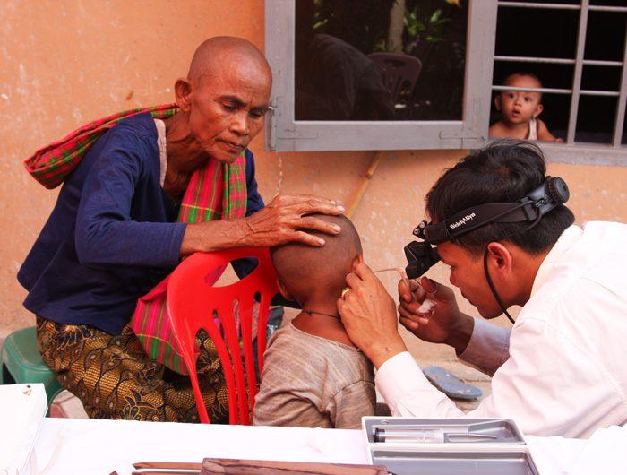 #418 Cambodia: Aspirator and Antibiotics