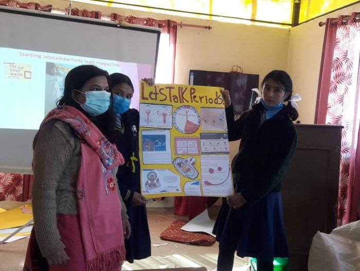 #421 Nepal: Menstrual Hygiene Supplies