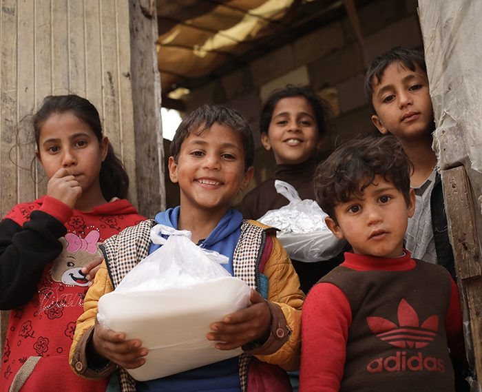 #429 Gaza: Emergency Meals